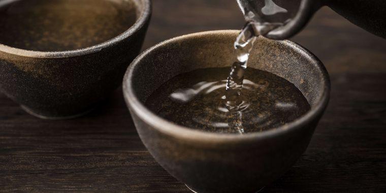 本格焼酎の「原酒」